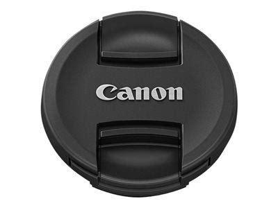 canon e 58ii lens cap for 58mm thread (5673b001aa)   bt shop