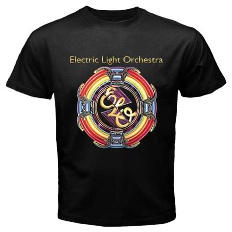 Gluecifer Band Tshirt Size M Tag Gildan Kaosband Import Official elo electric light orchestra t shirt rock band s to 3xl ebay