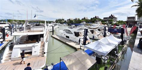 boat show 2017 paris le phuket international boat show 2017 impressionne par le