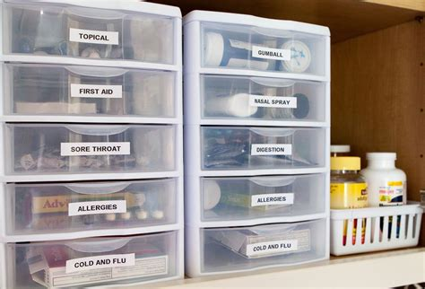 medicine cabinet for home medicine cabinet organization just a organizing