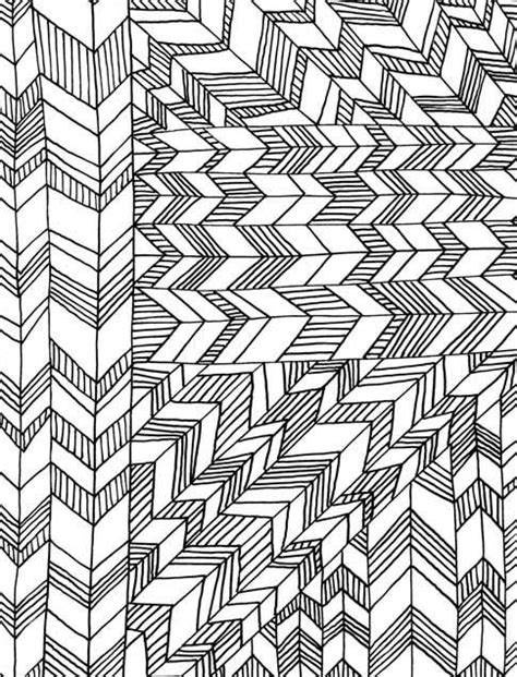 patterns to color geometric pattern coloring pages for adults coloring home