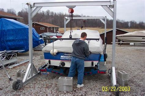 mastercraft boat trailer jack how to lift boat from trailer page 8 teamtalk