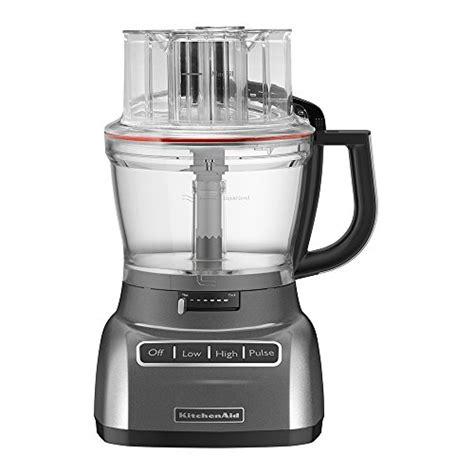 Kitchenaid Liquid Graphite Kitchenaid Kfp1333qg 13 Cup Food Processor With Exactslice