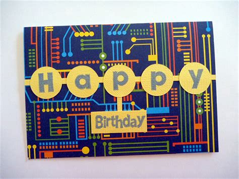 how to make birthday cards on the computer happy birthday card computer technology vicki g