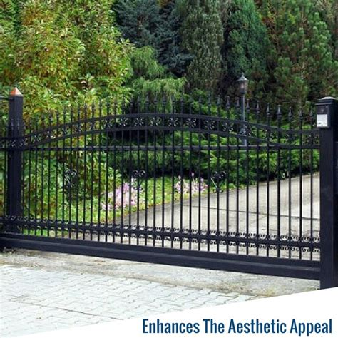 top  advantages  installing wrought iron fence