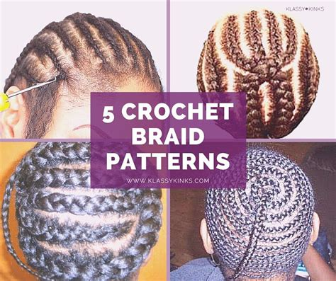 how to put crochet braids in your hair howstoco 5 of the best crochet braid patterns crochet braid