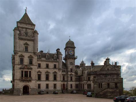 Dunrobin Castle Sutherlands M 195 164 Rchenschloss