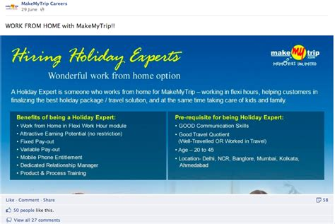 make my trip makemytrip careers soars up engagement on