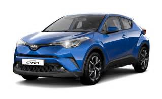 Toyota Crossover Vehicles Toyota C Hr Crossover India Launch Plans Will Rival Creta