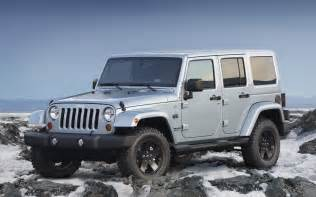 2012 Jeep Unlimited 2012 Jeep Wrangler Unlimited Arctic