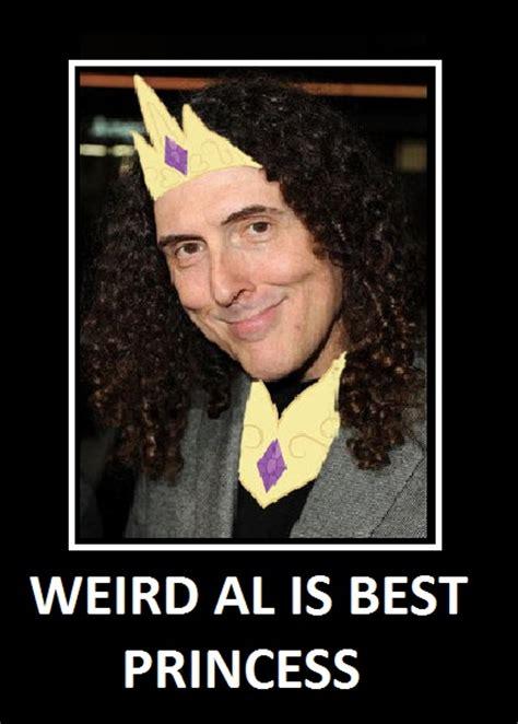 Weird Memes - weird al is best princess by popculture patron on deviantart