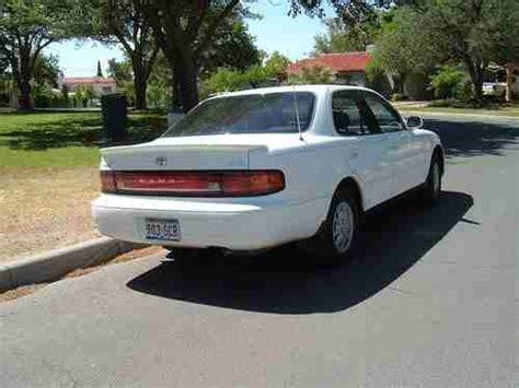 1993 toyota camry type sell used 1993 toyota camry xle 1 owner sunroof excellent