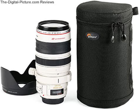 lowepro lens case 3 review