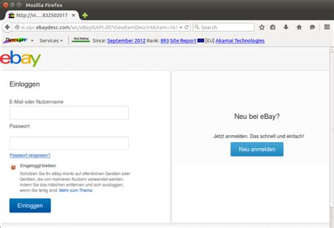 ebay forum ebay phishing sites hosted by ebay the freebsd forums