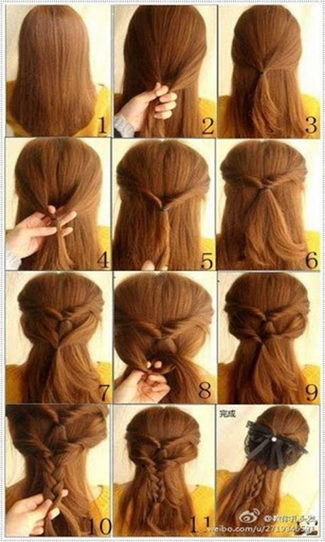 hairstyle design step by step dailymotion coiffure 233 tape par 233 tape