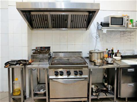 Commercial Kitchen Setup by Hotte Professionnelle Principe Et Avantage Ooreka