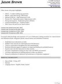Field Operator Sle Resume by Construction Resume Sles Resume Professional Writers