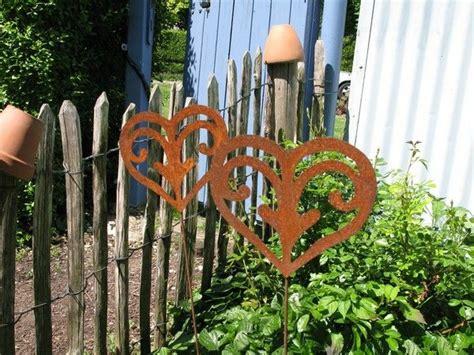 Gartendeko Rostig by Gartendeko Aus Rost Coole Beispiele