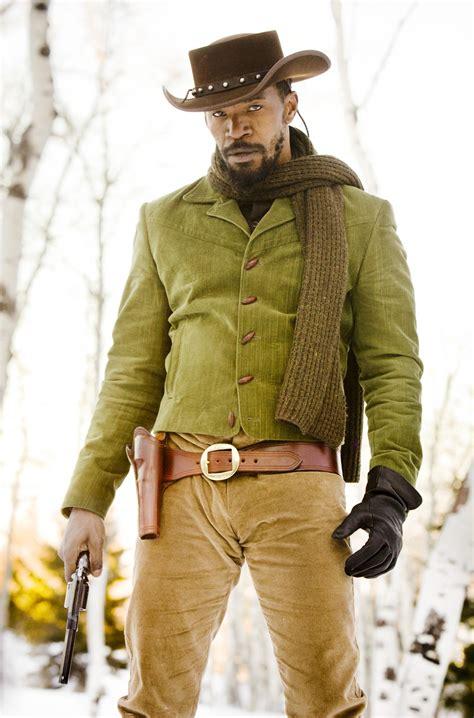 film cowboy django quentin tarantino explains why he cast jamie foxx over
