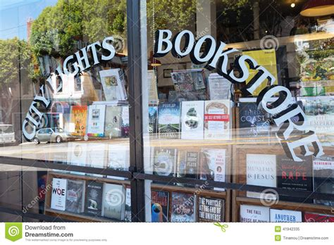 City Lights Bookstore In San Francisco Editorial Photo Lights In San Francisco