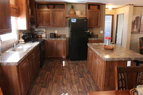Mobile Home Kitchen Floor Ideas Palm Harbor Homes Bryan Featured Floor Plan