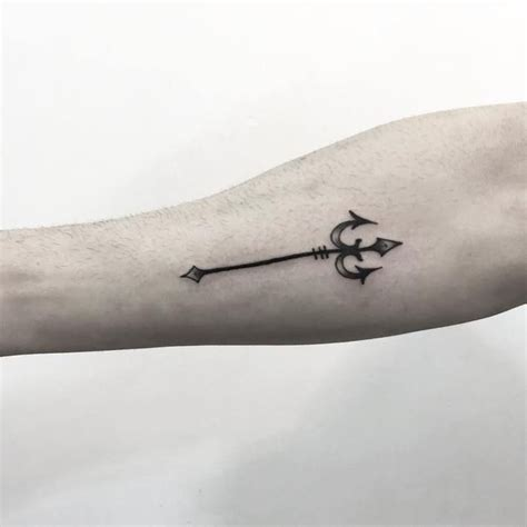 20 mighty trident designs and meanings tattoos