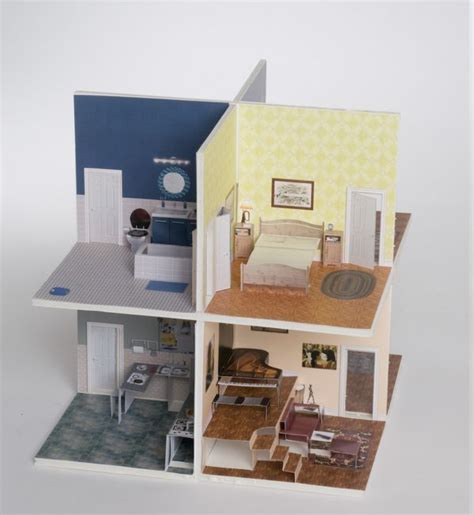 pop up houses pop up paper house pdf download