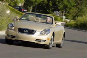 2007 Lexus Sc430 2007 Lexus Sc 430 Picture 99304 Car Review Top Speed