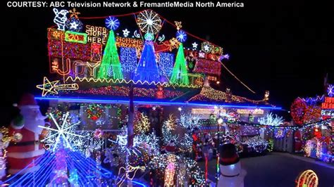 toronto family s dazzling holiday display featured on