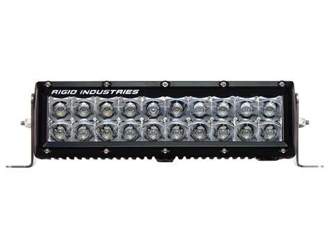 Rigid Industries Led Lighting by Rigid Industries 10 Quot E Series White Spot Led Light Bar
