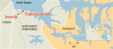 Canadian Homes building a road to open up the riches of canada s north