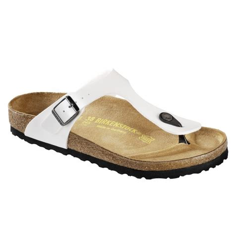 narrow width sandals birkenstock gizeh sandals regular and narrow width