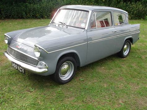 ford anglia  immaculate sold  car  classic