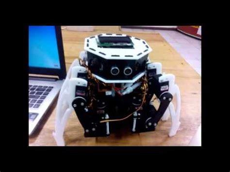Robot Labalaba Terbaru robot krpai berkaki laba laba pawan