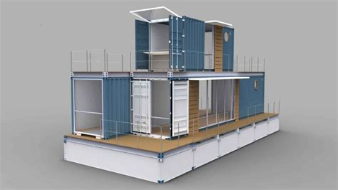 houseboat shipping 25 best ideas about 20ft container on pinterest 20ft