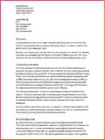 example proposal letter procedure template sample