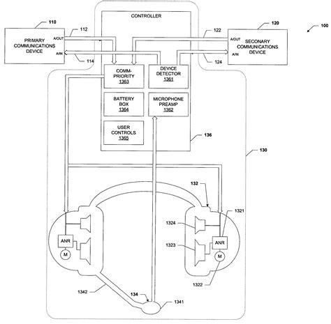 aviation intercom wiring diagram intercom circuit diagram