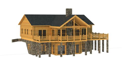 hanover plans information southland log homes