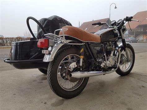 Triumph Kaufen Motorrad by Motorrad Oldtimer Kaufen Triumph T140 E Bonneville Mit
