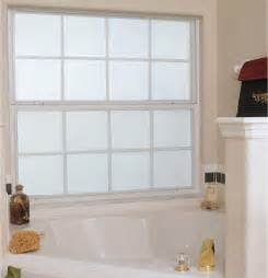 frosted glass bathroom windows home interiors