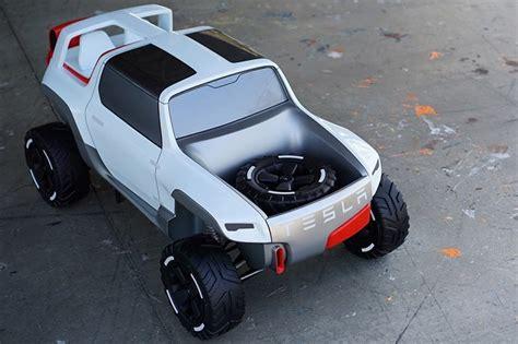tesla jeep concept tesla pone fecha al lanzamiento de su cami 243 n y su pickup