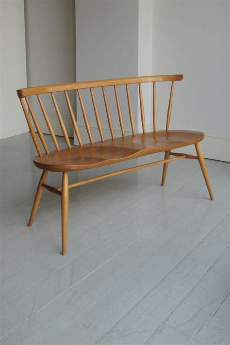 wooden sofa bench 17 best images about dining chairs on pinterest ercol