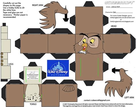 Best Photos Of Owl Cubeecraft - 17 best images about micimack 243 on disney