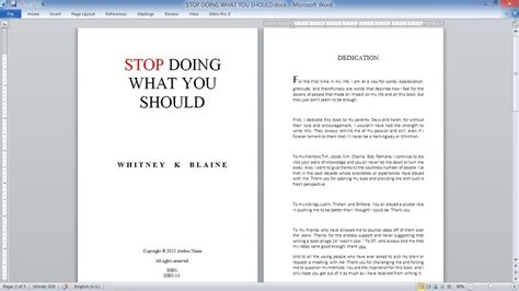 microsoft word page layout like a book entry 15 by anandsalat for design layout for interior of
