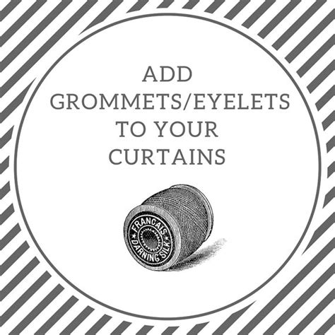 adding grommets to curtains add grommets to your curtains grommet curtains eyelet