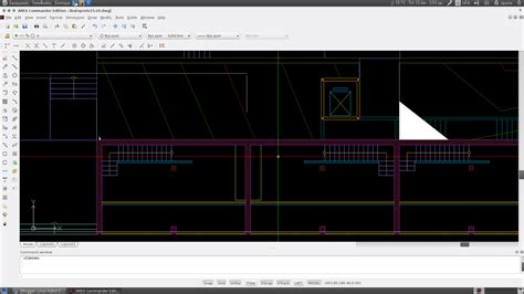 Ubuntu Cad Home Design by Linux Aided Design Screenshots Of Cad Apps