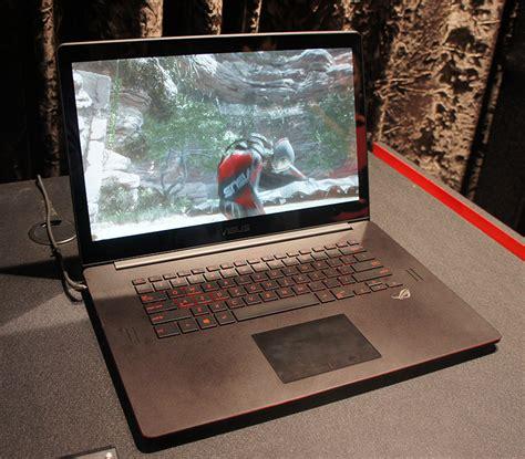 Asus Laptop For Gaming Singapore on with asus ultra slim rog gx500 4k gaming notebook hardwarezone sg