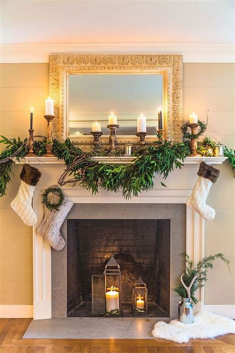 Fireplace Ornament With by Fireplace Mantel Ornaments Decorations