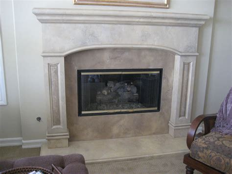 faux fireplace fireplace