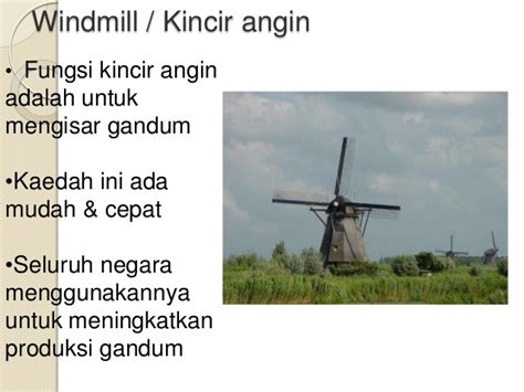 Pajangan Kincir Angin Dari Negara Belanda Untuk Oleh Oleh 1 sejarah stpm 1 2 masyarakat agraria belanda china abad 16 17